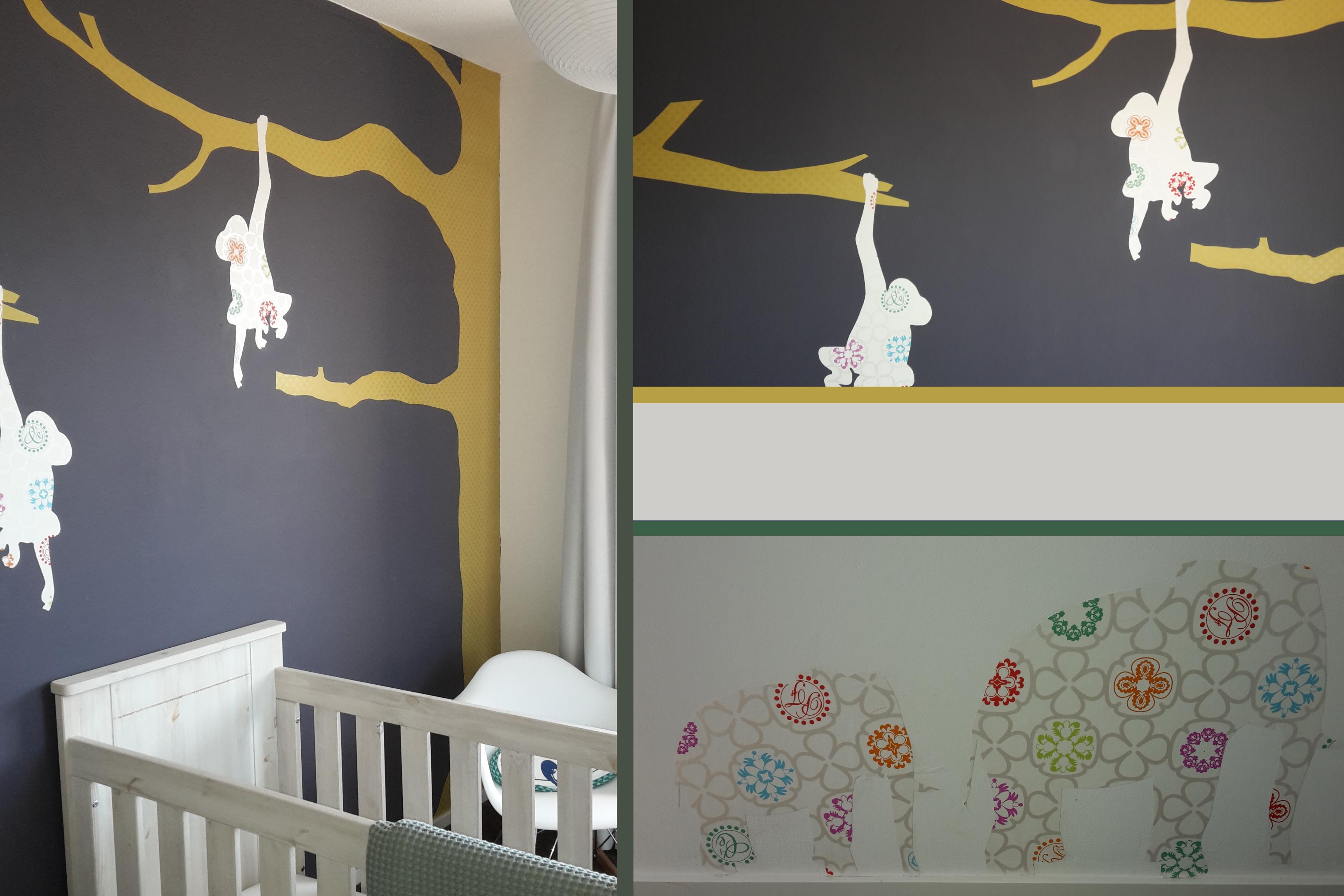 Behang Boom Kinderkamer : Kinderkamer inrichten deel 2 voor wonen waar je blij van wordt